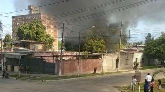 Una niña de cuatro años murió en un incendio en Tucumán