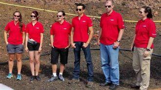 Seis personas aisladas por la NASA para preparar su viaje a Marte