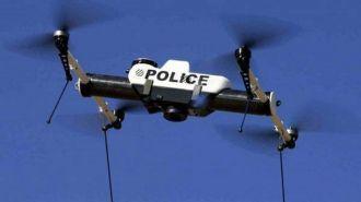 En Estados Unidos utilizarán drones armados