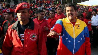 Maduro ya denunció 17 intentos de asesinato en su contra