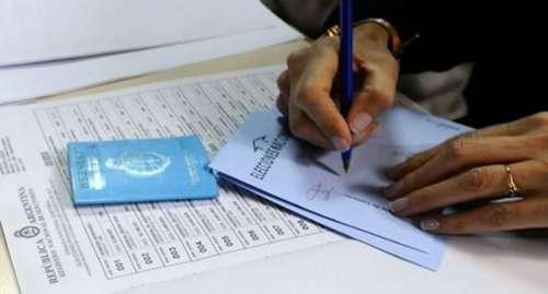 Capacitan a autoridades de mesa para las próximas elecciones