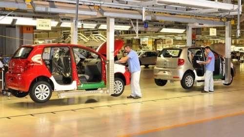 Volkswagen suspendió a 350 empleados de su planta de Córdoba
