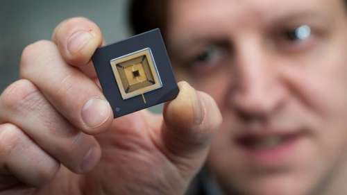 Ponen a prueba una red Li-Fi, cien veces más rápido que el Wi-Fi