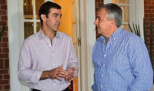 Urtubey y Morales acordaron una agenda común para Salta y Jujuy