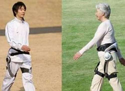 Japón aprueba armazón robótico para ayudar a caminar