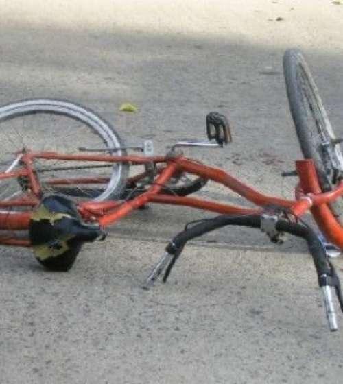 Murió un ciclista