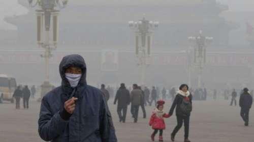 Beijing se ahoga en el peor día de contaminación ambiental del año