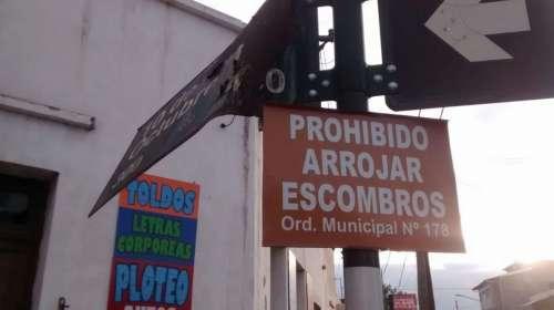 Más de la mitad de las intersecciones en Salta no tiene señalización