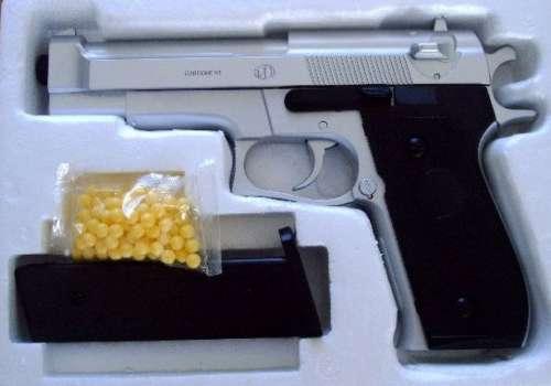 Condenado por intentar robar con un arma de juguete