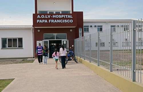 Probarán los sistemas de evacuación del Hospital Papa Francisco