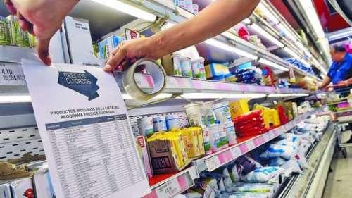 Comercio multó a supermercados por faltantes de productos de Precios Cuidados