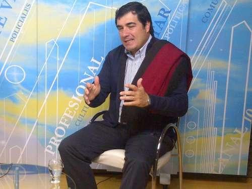 De los Ríos defendió las políticas económicas de Macri y pidió paciencia