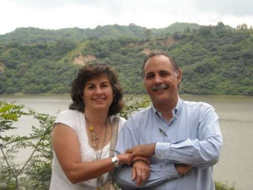Hoy velan los restos de la familia fallecida en Chile