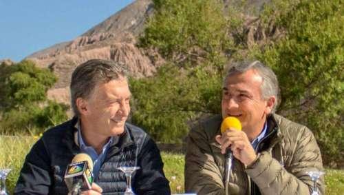 El Presidente presentó el Parque de Energía Solar en Purmamarca
