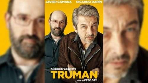 """""""Truman"""", la gran ganadora de los Premios Goya"""