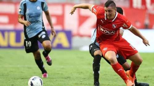 El Rojo venció 1 a 0 a Belgrano