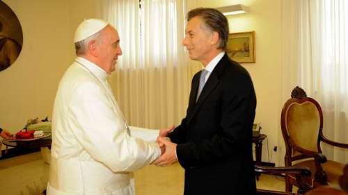 Mauricio Macri recibirá este mes a dos jefes de Estado y visitará al Papa