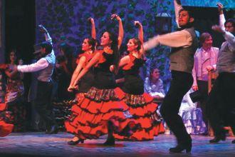 Jondo, remembranzas del flamenco