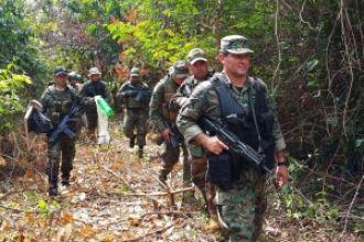 Ataque de FARC a horas del inicio del cese el fuego