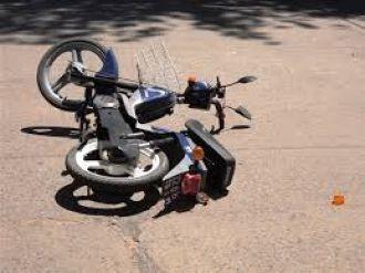 Murió motoclista cerca de Embarcación