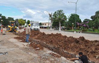 La Provincia invirtió  $500 millones en agua y saneamiento