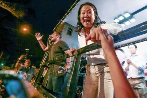 Convocan a una nueva marcha contra Keiko Fujimori en Perú