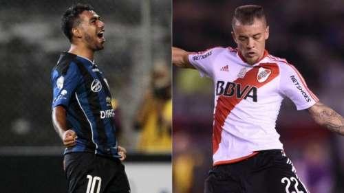 Con el regreso de Ponzio, River inicia la serie ante Independiente del Valle