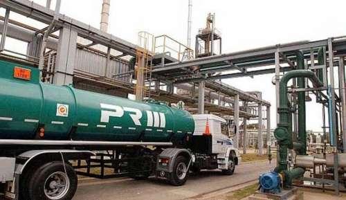 Petroquímica Río Tercero suspende actividades por dos meses