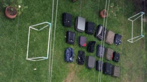 Al mejor estilo Báez: Milagro Sala tenía 30  valijas  en su casa