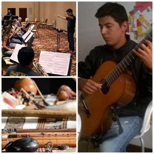 La Escuela de Música en concierto a beneficio