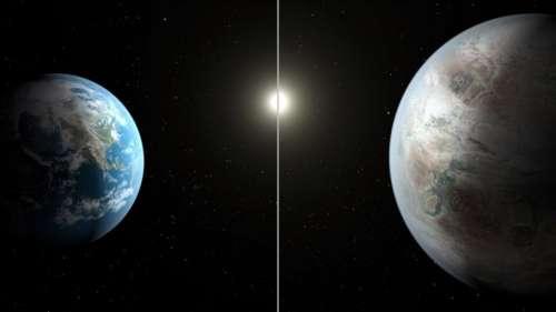 """Descubrieron tres nuevos planetas """"potencialmente habitables"""""""