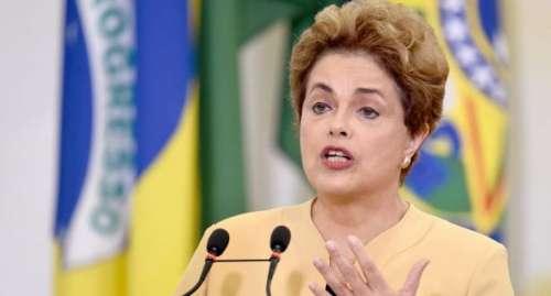 Dilma analiza renunciar y pedir elecciones para octubre