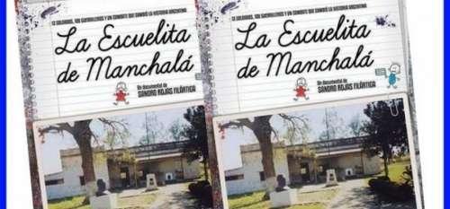 """Exhiben el documental """"Escuelita de Manchalá"""""""