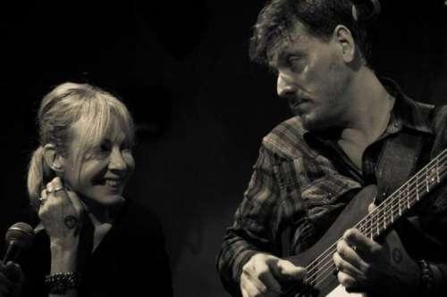 Inés Estévez y Javier Malosetti comparten la vida y su pasión por el jazz
