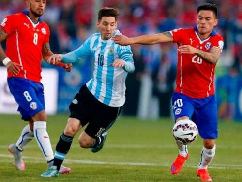 Argentina y Chile, es el nuevo clásico de América