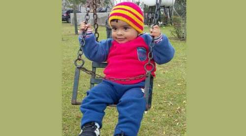 Un niño de dos años necesita un trasplante de hígado