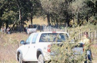 Asesinaron a una adolescente en Salvador Mazza