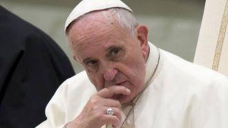 El Papa y un tirón de orejas a los padres ausentes