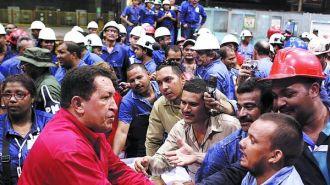 Según un custodio, Chávez murió dos meses antes de lo que se dijo