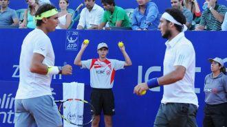 ATP de Buenos Aires: Nadal y Mónaco fueron eliminados