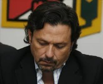 Sáenz se fue del Partido Justicialista por Godoy