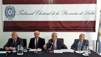 Rectificaron la proclamación de la lista UCR-UNEN-PS