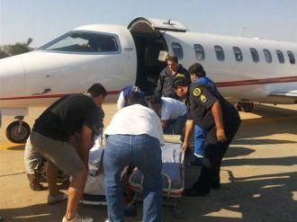 Un niño necesita urgente el vuelo sanitario pero ofrecieron llevarlo en ambulancia