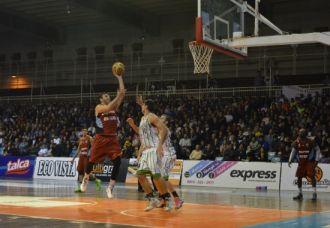 Arrancan las semifinales: Salta Basket frente a Rosario del Tala en el estadio Delmi