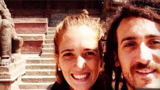 Apareció la pareja argentina que era buscada luego del terremoto