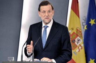 Rajoy anunció que buscará la reelección en próximos comicios