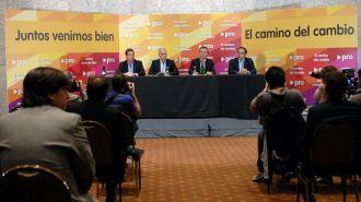 """Macri descartó una interna presidencial con Sergio Massa: """"Él es parte del peronismo"""""""
