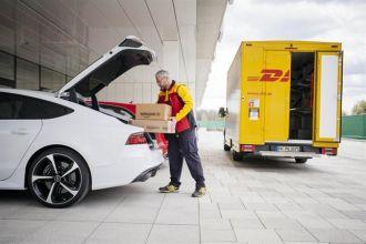 Amazon transforma el baúl de un auto en un locker para recibir pedidos on line