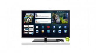 La primera TV con Android en la Argentina