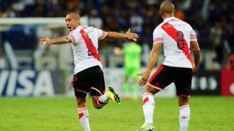 River logró una histórica goleada ante Cruzeiro
